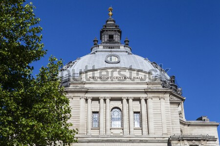 Todo iglesia oxford ahora casas biblioteca Foto stock © chrisdorney