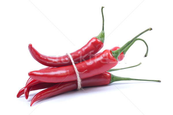 red chili pepper Stock photo © ChrisJung