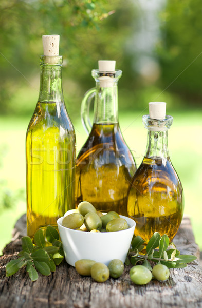 Olive oil Stock photo © ChrisJung