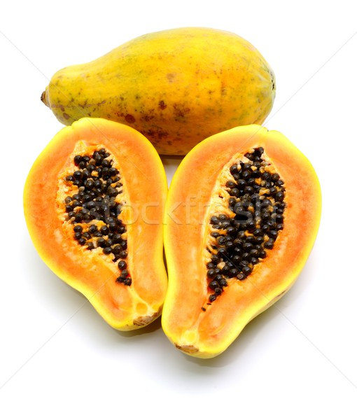 Papaya Stock photo © ChrisJung