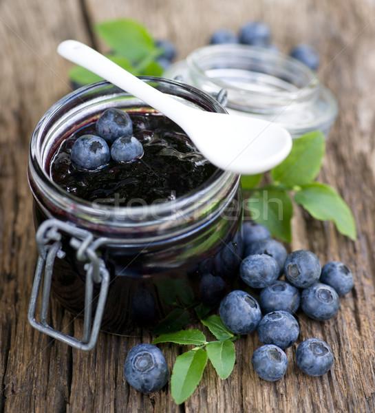 Blueberry Stock photo © ChrisJung