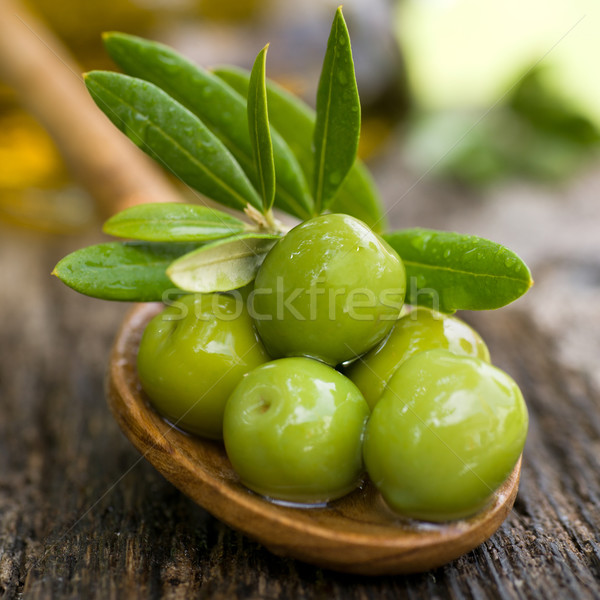 Olives Stock photo © ChrisJung