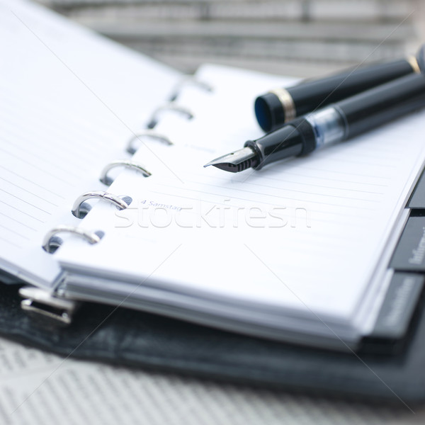 Notebook Stock photo © ChrisJung