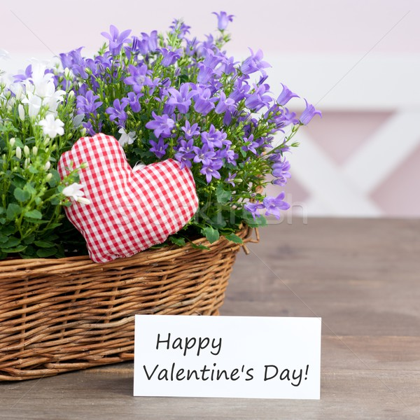 Stock photo: Valentine' s Day