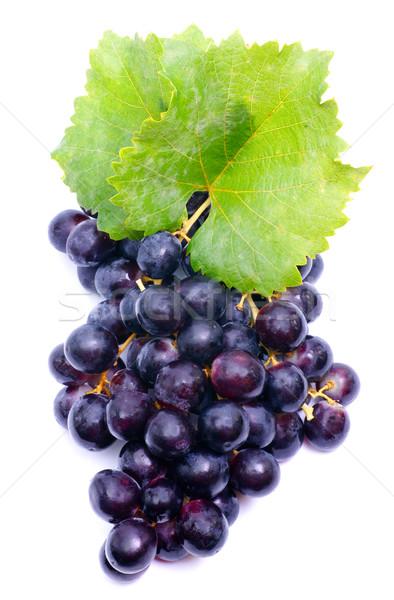 Grapes Stock photo © ChrisJung