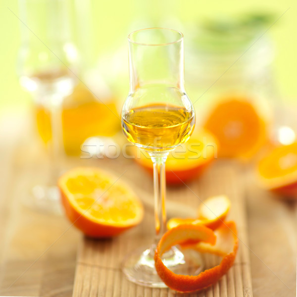 Orange liqueur Stock photo © ChrisJung