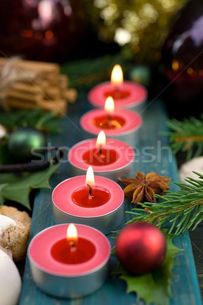 Christmas decoration Stock photo © ChrisJung