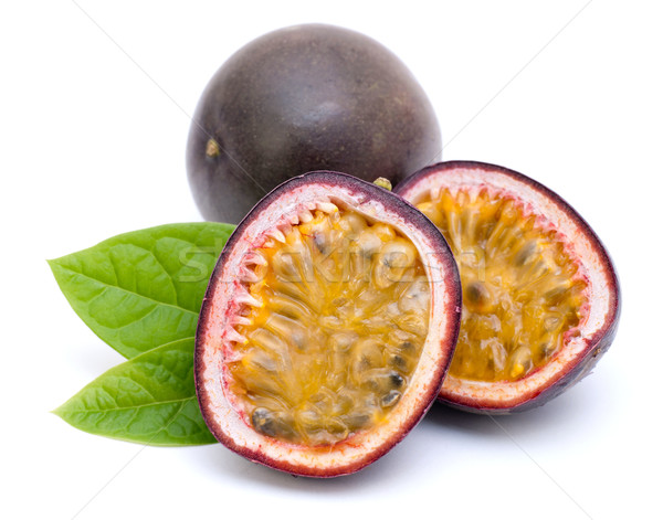 Passion fruit Stock photo © ChrisJung