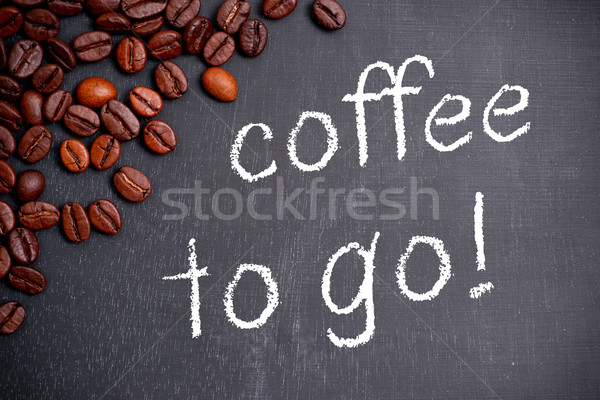 Coffee to go Stock photo © ChrisJung
