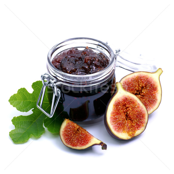 Fig jelly Stock photo © ChrisJung