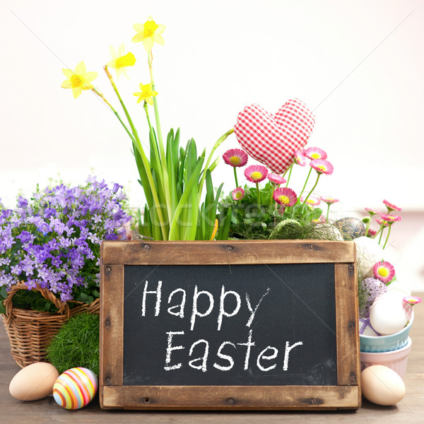 Happy Easter Stock photo © ChrisJung
