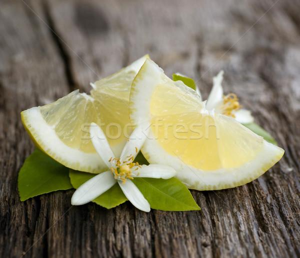 Citron  Stock photo © ChrisJung