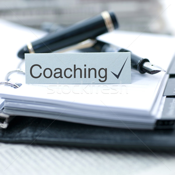 Coaching Stock photo © ChrisJung