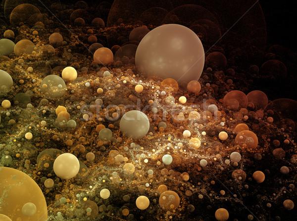 Planets Stock photo © chrisroll