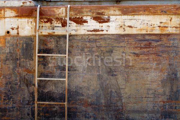 od ship detail Stock photo © chrisroll