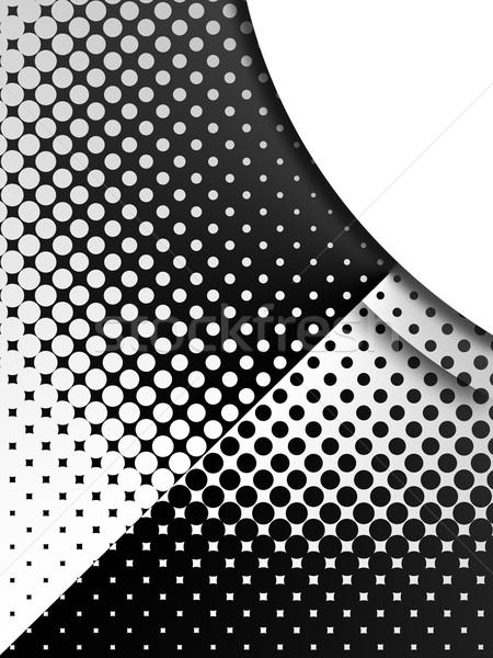 Stock fotó: Absztrakt · festék · háttér · sebesség · fekete · tapéta