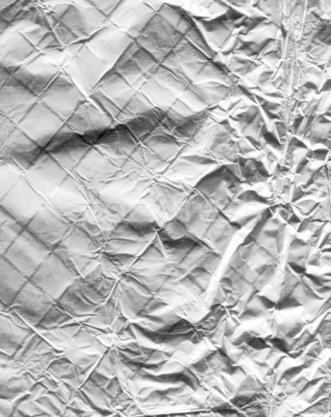 aluminium foil Stock photo © chrisroll