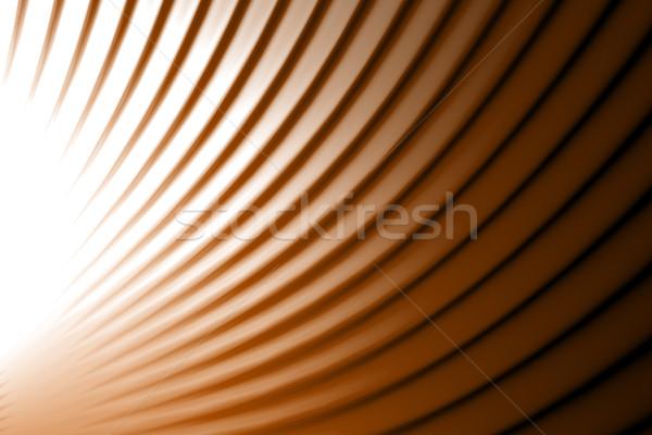 Absztrakt kék 3d illusztráció textúra fény festék Stock fotó © chrisroll