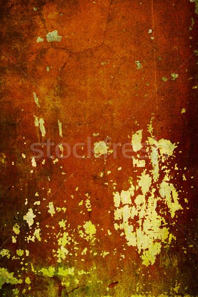 Grunge tekstury świetle farby szkła tle ziemi Zdjęcia stock © chrisroll
