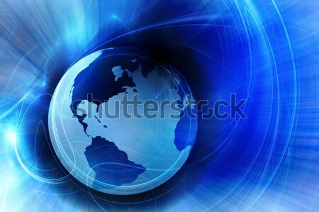 grunge background Stock photo © chrisroll