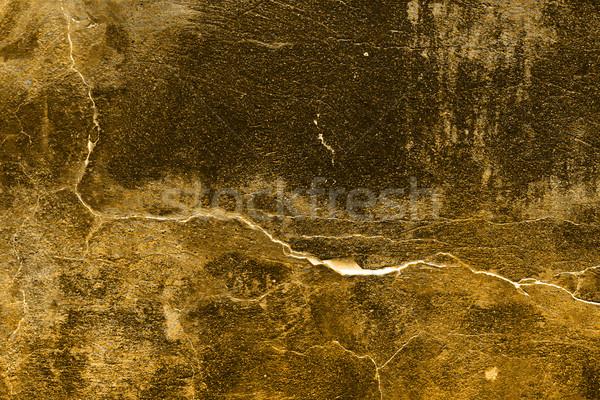 Grunge vieux mur texture carte orange Photo stock © chrisroll