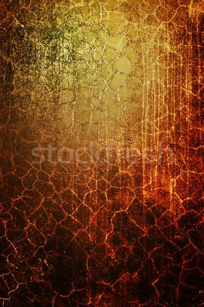 Textura grunge luz fondo marco arte retro Foto stock © chrisroll