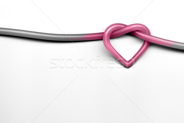 love knot Stock photo © chrisroll