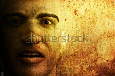 crying man Stock photo © chrisroll