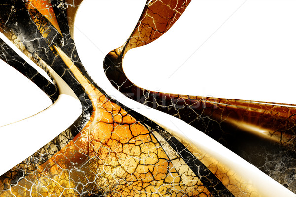 Abstract waves Stock photo © chrisroll