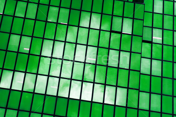 abstract reflections Stock photo © chrisroll