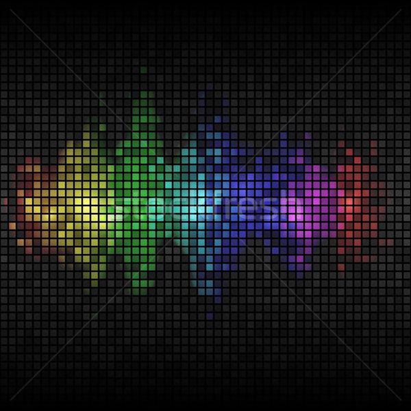Multi-coloured background Stock photo © christopherhall