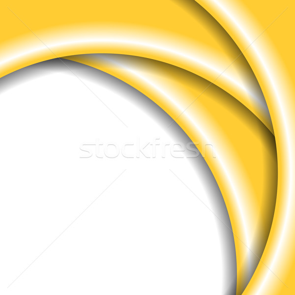 Cercle cadre design produire eps10 Photo stock © christopherhall