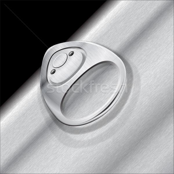 Ring Pull Stock photo © christopherhall