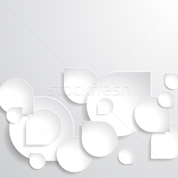 Résumé design eps10 format utilisé écran Photo stock © christopherhall