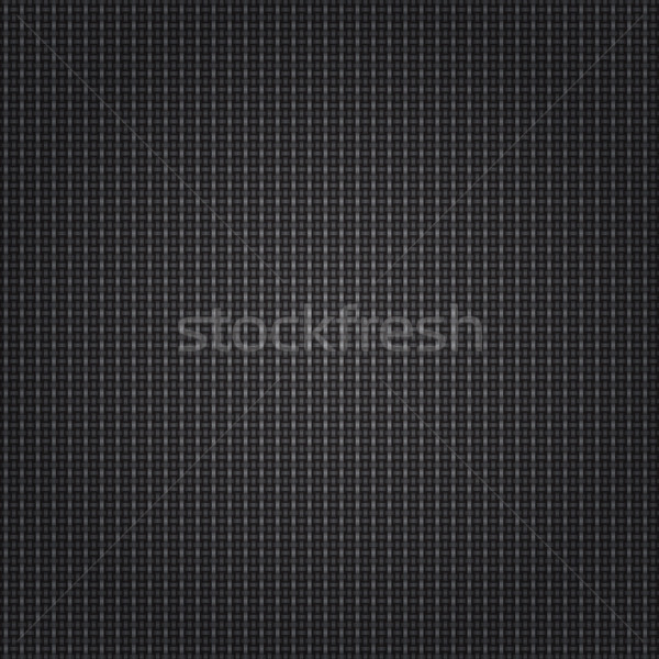 Mesh Illustration Textur Lautsprecher industriellen schwarz Stock foto © christopherhall