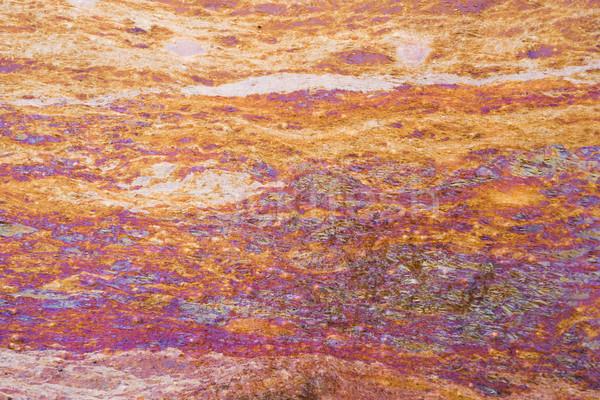 Színes grunge absztrakt textúra grunge textúra narancs Stock fotó © cienpies