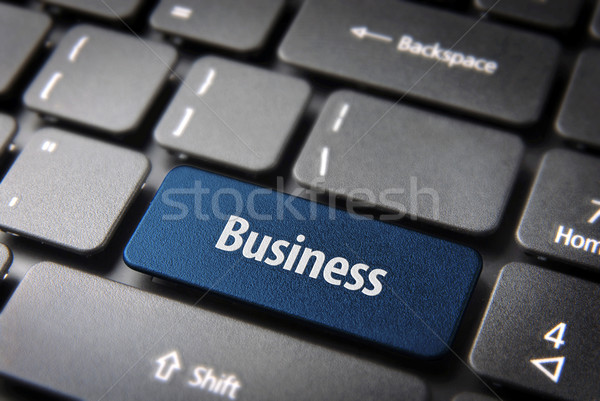 Internet business background Stock photo © cienpies