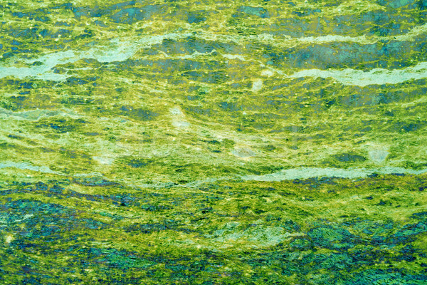 Abstract green retro background with stone texture Stock photo © cienpies