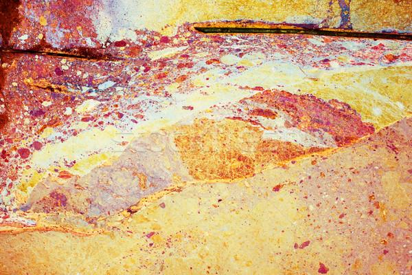Színes grunge absztrakt textúra grunge textúra piros Stock fotó © cienpies
