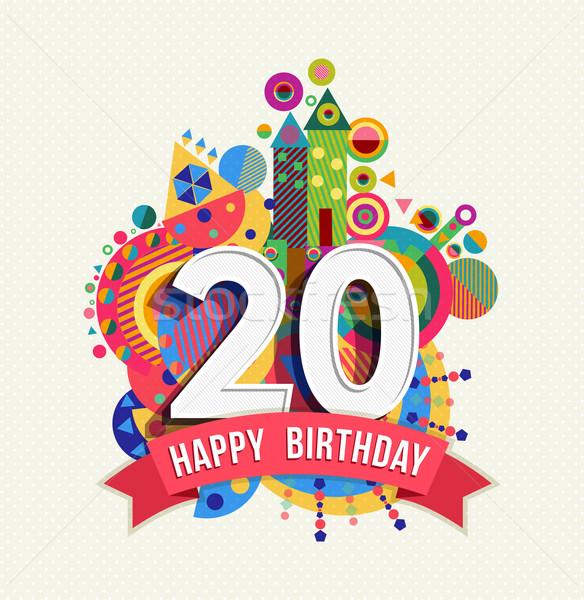 jarig 20 jaar Jarig 20 Jaar   ARCHIDEV jarig 20 jaar