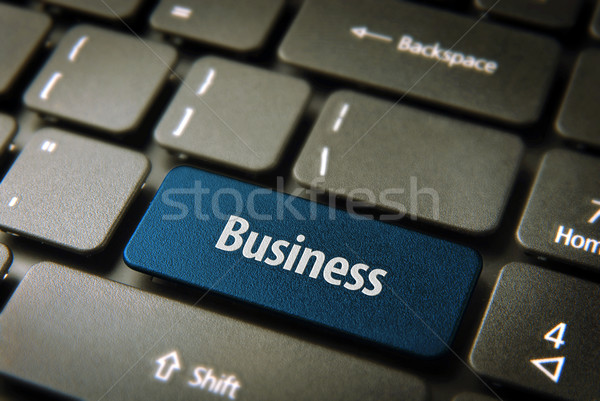 Internet business background Stock photo © cienpies