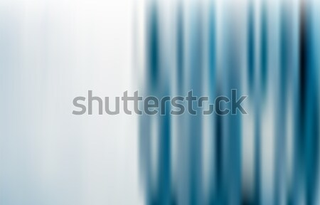 Clean blue abstract background blur design  Stock photo © cienpies