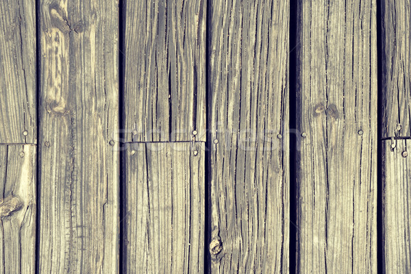 Madera piso rústico retro textura Foto stock © cienpies