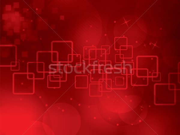 Abstract background of science and technology Stock photo © cifotart