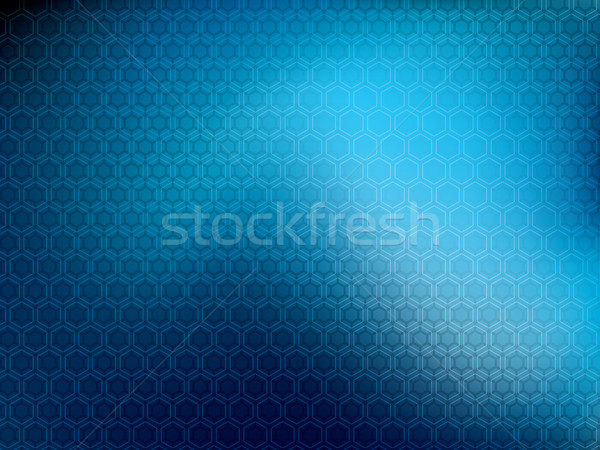 Abstract pattern hexagon Stock photo © cifotart