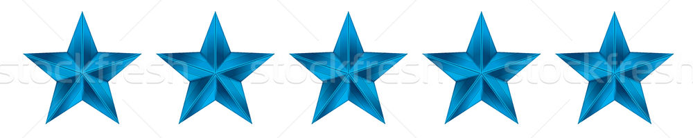 Star review or rating Stock photo © cifotart