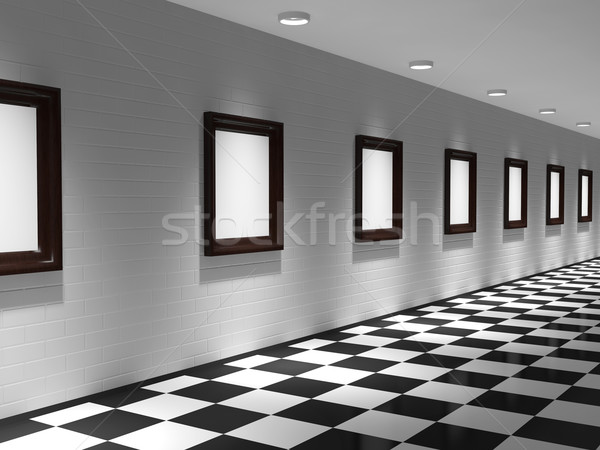 Gallery Stock photo © Ciklamen