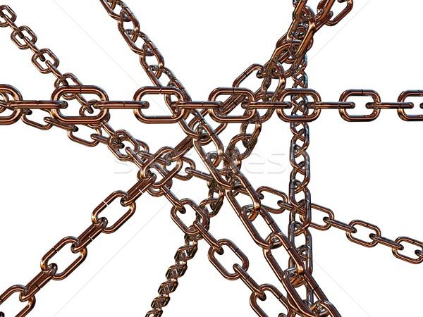 Chain Stock photo © Ciklamen
