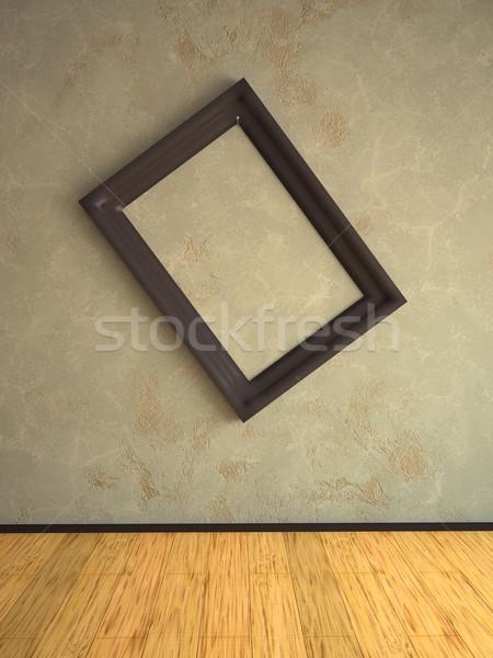 Blank picture Stock photo © Ciklamen