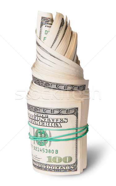 Roll Of Money Stock photo © Cipariss